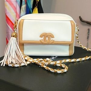 Vintage Chanel Mini Camera Bag